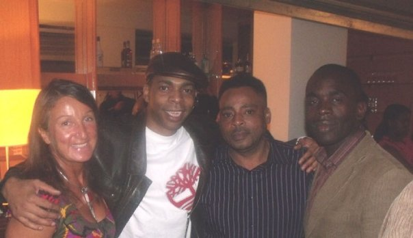 Me, Slim, Jimmy A Black Grape-2
