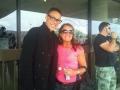 Sarah Moore & Gok Wan