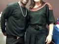 Sarah Moore & Kevin Hart