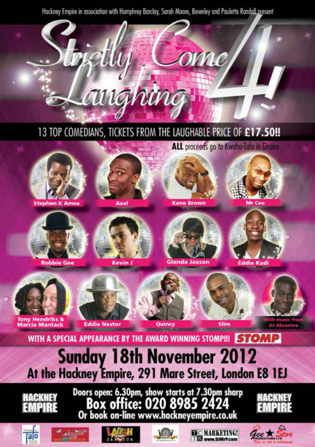 18th November 2012