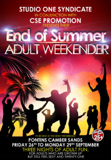 adult weekender  feature