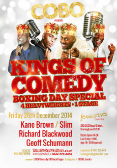 Kings Of Comedy feat