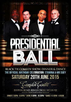 PRESEDENTIAL BALL Feature